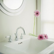 bathroom organization, bathroom, sink