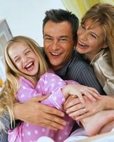 family routines, children, behavior, parenting, bonding