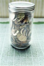 emergency fund, savings, cash, coins, money